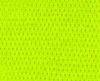 Lime jersey mesh